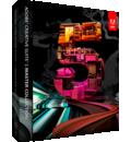 Adobe Creative Suite 5.5 Master Collection  Deutsche Vollversion DVD