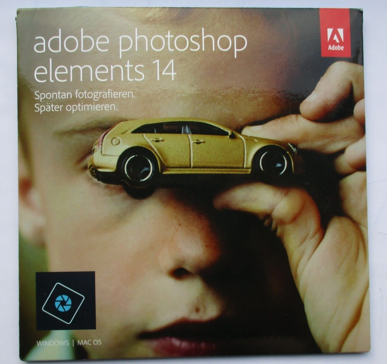 Adobe Photoshop Elements 14 - Download - Deutsche