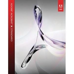 Adobe Acrobat X Standard - Deutsche