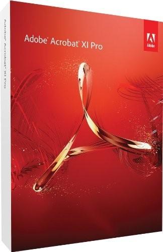 Adobe Acrobat XI ( 11 ) Pro - Deutsche
