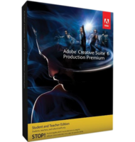 Adobe Creative Suite 6 Production Premium Student und Teacher Edition - Deutsche