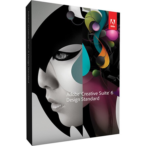 Adobe Creative Suite 6 Design Standard Deutsche - DVD Version