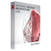AUTODESK AUTOCAD ARCHITECTURE 2018  - Download - Englisch & Deutsche