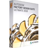 AUTODESK FACTORY DESIGN SUITE ULTIMATE 2018- Download - Englisch