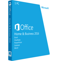 Microsoft Office Home and Business 2020 - Window - Deutsch