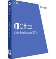 Microsoft Visio Professional 2016 - PC - Deutsch - Download