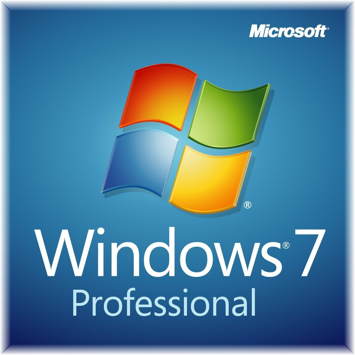 Microsoft Windows 7 Professional - 1 PC Download