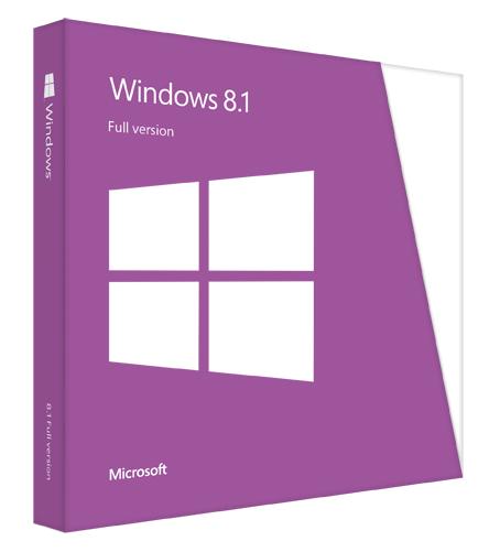 Windows 8.1 RTM Standard - Download