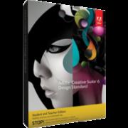 Adobe Creative Suite 6 Design Standard  Student und Teacher Edition - Deutsche - DVD