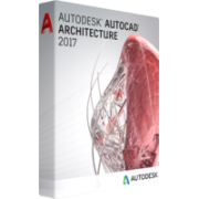 AUTODESK AUTOCAD ARCHITECTURE 2017  - Download - Englisch & Deutsche