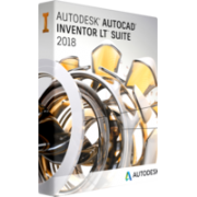 AUTODESK INVENTOR LT SUITE 2018 - Download - Englisch & Deutsche