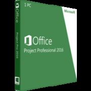 Microsoft Project Professional 2016 - PC - Deutsch