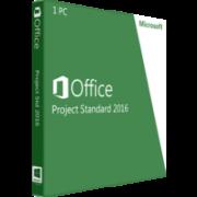 Microsoft Project Standard 2016 - PC - Deutsch - Download