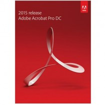 Adobe Acrobat Pro DC - DVD - WINDOWS