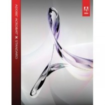 Adobe Acrobat X Standard - Deutsche - Download