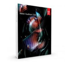 Adobe Audition CS6 - DVD