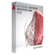 AUTODESK AUTOCAD ARCHITECTURE 2018  - Download - Englisch & Deutsche