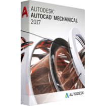 AUTODESK AUTOCAD MECHANICAL 2017  - Download - Englisch & Deutsche