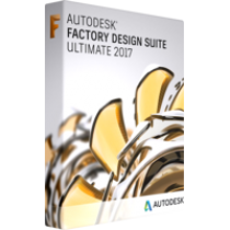 AUTODESK FACTORY DESIGN SUITE ULTIMATE 2017- Download - Englisch
