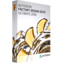 AUTODESK FACTORY DESIGN SUITE ULTIMATE 2018- Download - Englisch