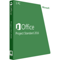 Microsoft Project Standard 2016 - PC - Deutsch - Download