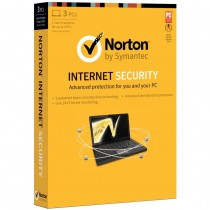 Norton Internet Security Deluxe 2018 - 3pcs 2 Jahre